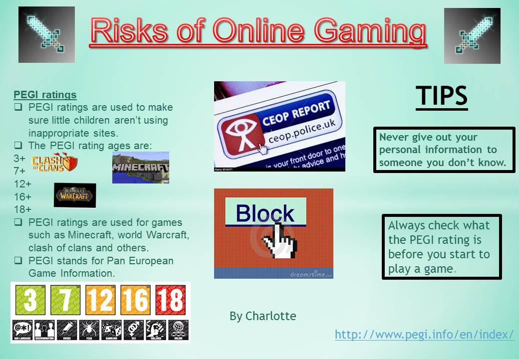 Image result for Information on Online Games
